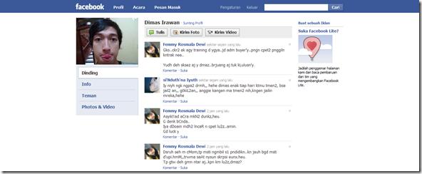Facebook _ Dimas Irawan