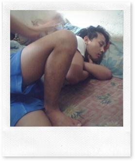 gaya catur tidur