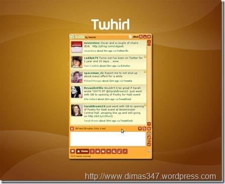 Twhirl
