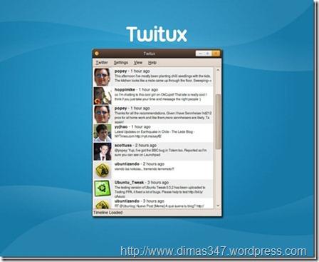 Twitux